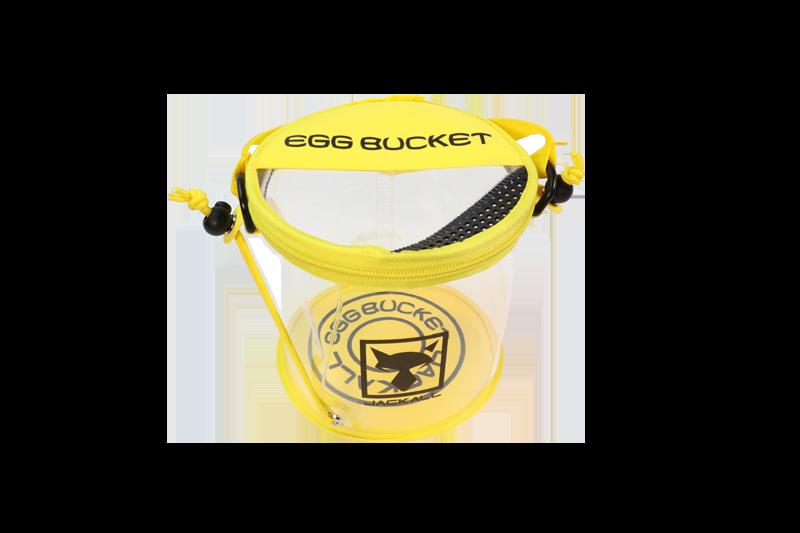 ジャッカル ツール  エッグバケット エッグバケットミニ イエロー