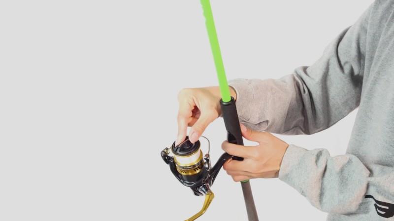 釣りを始める前に!ドラグを調整する方法
