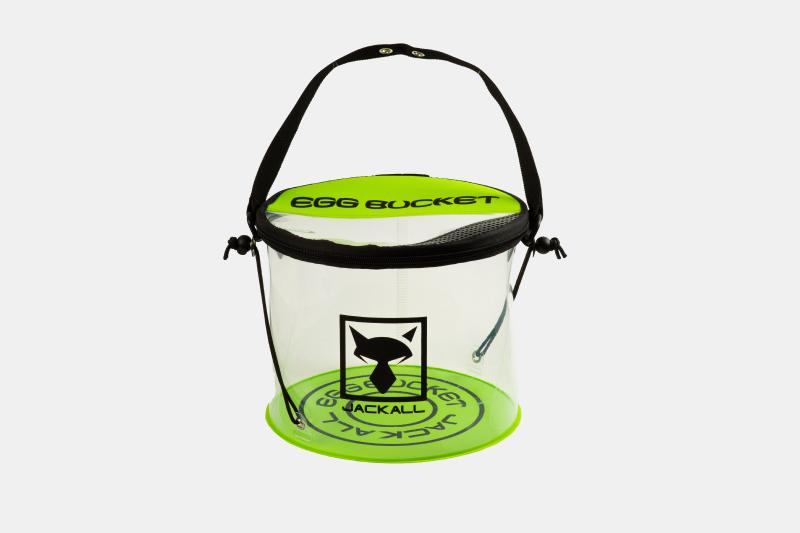 ジャッカル ツール  エッグバケット LIME GREEN / ライムグリーン