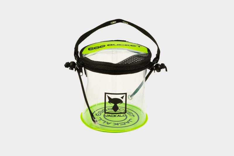 ジャッカル ツール  エッグバケット LIME GREEN / ライムグリーン(mini size)